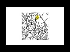 ▶ Zentangle Patterns | Tangle Patterns? - Sanibelle - YouTube