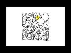 ▶ Zentangle Patterns | Tangle Patterns? - Sanibelle - YouTube