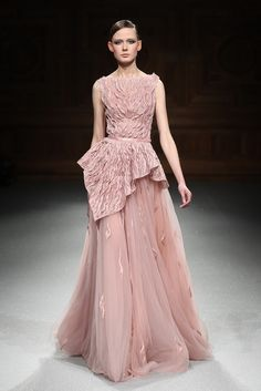 Tony Ward Spring Summer 2015 Haute Couture Collection @Maysociety