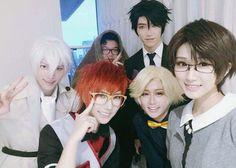 yoosung kim cosplay   Tumblr