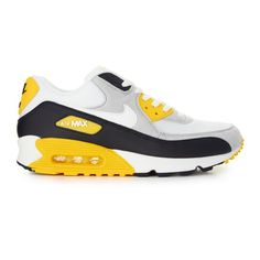 Adidas Shoes Outlet, Nike Shoes For Sale, Adidas Shoes Women, Running Shoes Nike, Adidas Men, Nike Men, Yellow Nikes, Yellow Black, Nike Air Max Sale