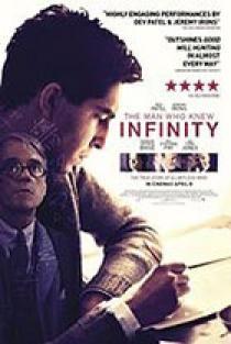 Movie recommendation: The Man Who Knew Infinity (2015) http://goodmovies4u.com/The-Man-Who-Knew-Infinity(2015) #Biography #Drama #goodmovies #movies4u #movie #trailer #film