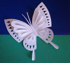 Mesetárház: Pillangó filigrán