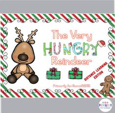 The Very Hungry Reindeer | Distance Learning by Primarily Au-Some