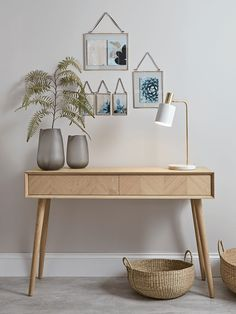Scandinavian console tables, hallway table decor, entryway console table, h Luxury Home Furniture, Modular Furniture, Design Furniture, Furniture Layout, Furniture Arrangement, Home Decor Furniture, Furniture Makeover, Furniture Decor, Antique Furniture