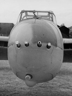 The RAF Mosquito F.B.XVIII was one of Coastal Command's most potent weapons and was fitted with a quick-firing Molins 6lb cannon - one sinking a U-boat off the French coast in March 1944.  The cannon was short-lived as the rocket projectile was introduced, increasing the Mosquito's firepower still further.
