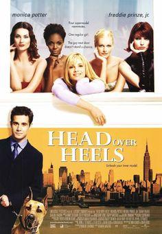 Cinco Evas y un Adán es una película de 2002 dirigida por Mark S. Waters  y protagonizada por Monica Potter y Freddie Prinze, Jr.