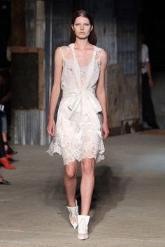 Givenchy: 11 de setembro e releituras na passarela - Vogue   Desfiles