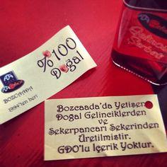 GDO'mu dediniz?  #gelincik  #bozcaada // Ada Cafe® Bozcaada