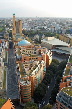 Berlin, Germany - Potsdamer Platz