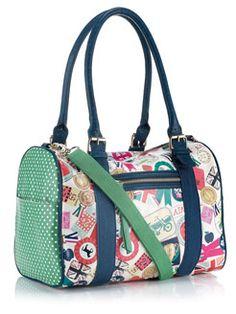 £36.00 Accessorize bag. Via www.zoolz.com