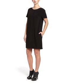 Look what I found on #zulily! Black Kalista Dress #zulilyfinds