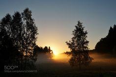 Morning light by Photonatur #landscape #travel