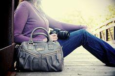 Kelly Moore Camera bag <3