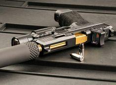 Guns and Military Gun Art, Custom Guns, Man Up, Cool Guns, Self Defense, Tactical Gear, Firearms, Shotguns, Hand Guns