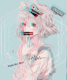 Cool Anime Girl, Beautiful Anime Girl, Kawaii Anime Girl, Anime Art Girl, Manga Girl, Anime Love, Style Anime, Tmblr Girl, Image Manga