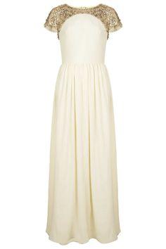 **LIMITED EDITION Embellished Maxi Dress - Topshop USA