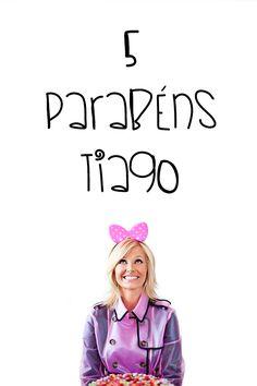 Parabéns, filho! Happy birthday, son! Aniversário / Anniversary Cristina Ferreira, Graphic Sweatshirt, Sweatshirts, Sweaters, Fun, Movies, Birthday, Fashion, Little Princess