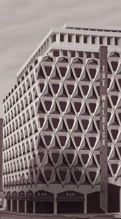Architecture firm JAA has developed a proposal that would see a brutalist car park in London preserved – rather than demolished to build a new hotel