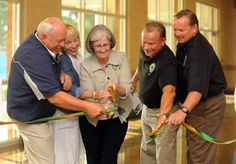 Gulf Breeze Community Center reopens