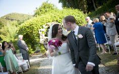 Real Life Wedding Photos in Tuscany