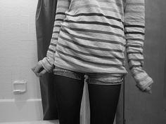 I need tiny denim shorts!