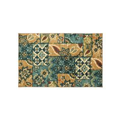 Mohawk® Home Gypsy Patchwork Rug, Multicolor, Durable