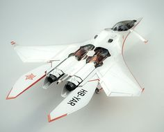 AvA03 Resistance Concept Jet by Timon Sager - click on the link and check out all the pictures