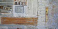 "Saatchi Art Artist André Pillay; Painting, ""Destiny 1"" #art  #SaatchiArt  #texturedart   #abstractart  #paintings   #rawart"