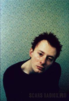 Thom Yorke - #Radiohead - April 1996