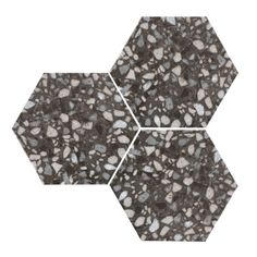 Mandarin Stone, Outdoor Tiles, Zappa, Hexagon Tiles, Terrazzo, Color Mixing, Different Colors, Porcelain Tiles, Decorative Boxes