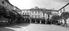 Praza do Teucro. Pontevedra