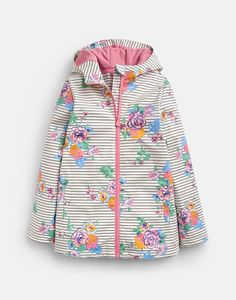 NWT NAVY//PINK PACKAWAY PONCHO AGE 1 1//2 TO 3 YEARS NEXT
