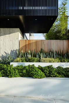 Modern Landscape Design, Modern Garden Design, Landscape Edging, Garden Landscape Design, Modern Landscaping, Contemporary Landscape, Front Yard Landscaping, Landscape Art, Landscape Paintings