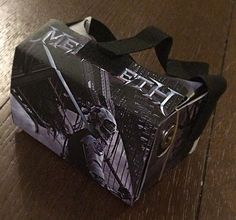 An awesome Virtual Reality pic! Vr headset for #dystopia so excited #vr #headset #dystopiaishere #finally #megadeth #speed #thrash #cd #virtual #reality #virtualreality #davemustaine #big4 #collection #goggles #metal #music #rock #unboxing #unbox #overuseofhashtags by metal_vinyl_community check us out: http://bit.ly/1KyLetq