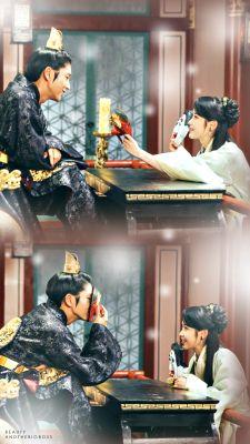 scarlet heart ryeo / IU / Lee jun ki Korean Drama Best, Korean Drama Movies, Korean Actors, Scarlet Heart Ryeo Cast, Moon Lovers Drama, Scarlet Heart Ryeo Wallpaper, Best Kdrama, Wang So, Tv Couples