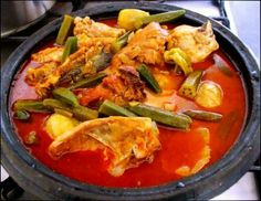 Ndudu by fafa waakye recipe the african rice and peas african fufu with hot pepper soup and chicken u can add okra or eat it bear west african foodafrican food recipesethnic forumfinder Gallery