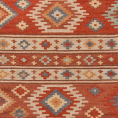 Canyon Kilim Woven Rug