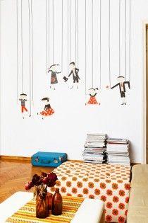 Și în chirie poate fi frumos: idei fine într-un apartament din București!