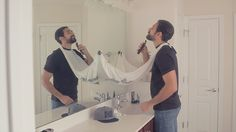 Do you dread the task of cleaning up after grooming your facial hair? The fact is grooming facial hair can be a very messy and time consuming task. Fear no more, Beard Bib™ by BEARD KING is the only m Beard King, Beard Care, Every Man, Men's Grooming, Facial Hair, Fathers Day Gifts, Husband Gifts, Helpful Hints, Bristol