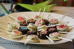 Cookie pops made simple