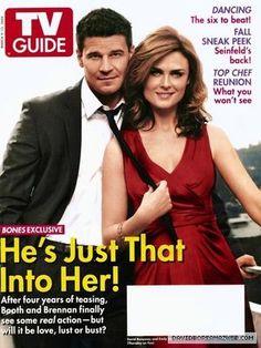 Bones Magazine Cover Photos - List of magazine covers featuring Bones