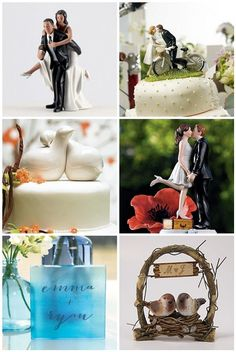 Get a FREE Wedding Cake Topper! -  Click image to see how  #wedding #weddingcake #weddingcaketopper