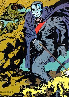Jack Kirby Dracula