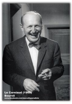 Bourvil 1965 Wow Photo, French People, Celebs, Celebrities, A Good Man, Actors & Actresses, Portraits, In This Moment, Classic