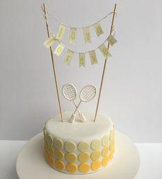 Tennis cake #tenniscake #fondantcake #sugarcraft #sugarcake #fondantracket