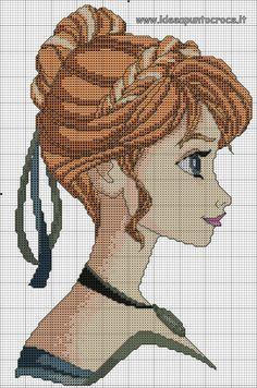 Frozen's Anna 1 of 2