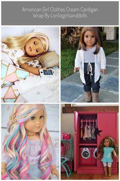 MagiDeal Puppen Kleiderschrank mit Puppe bunte Kleid und Schuhe für