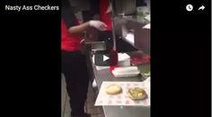 #HeyUnik  Melihat Video Ini Kamu Bakalan Ogah Membeli Burger Lagi #Video #YangUnikEmangAsyik
