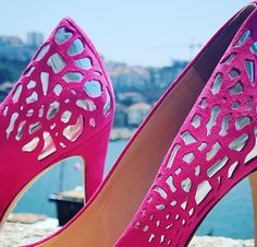 'Electra' oh how we love you 💖💖💖 Shop our EXCLUSIVE collection at www.meenugraziani.com Exclusive Collection, Shoe Collection, Shopping, Shoes, Zapatos, Shoes Outlet, Shoe, Footwear